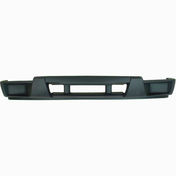 2004-2012 GMC Canyon (W/O Fog Light Holes) Front Bumper Valance