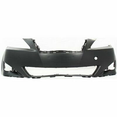 2006-2008 Lexus IS250 (W/O Parking Sensor Holes | W/O Headlamp Washer Holes) Front Bumper