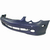2003-2005 Mercedes Benz CLK500 (W209 | W/ Headlamp Washer Holes | W/ Parktronic | W/O Sport Package) Front Bumper