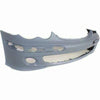 2005-2007 Mercedes Benz C240 (W203 | W/O Headlamp Washer Holes) Front Bumper