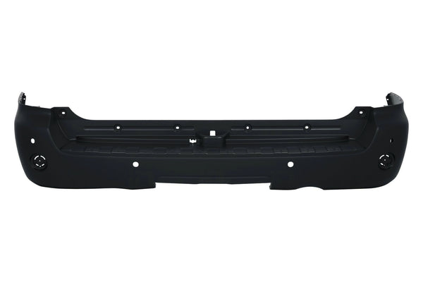 2008-2014 Toyota Sequoia (Limited/Platinum | W/ Sensor Holes) Rear Bumper