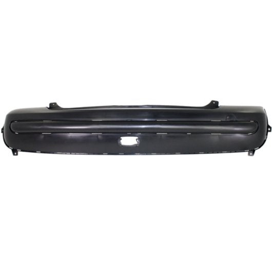 2002-2004 Mini Cooper/Cooper S (Base | W/O Sensor Holes) Rear Bumper