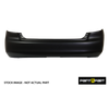 2002-2004 Mini Cooper (Base) Rear Bumper