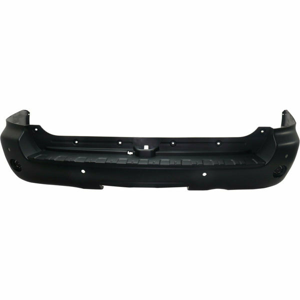 2015-2019 Toyota Sequoia (Limited/Platinum/SR5 | W/ Sensor Holes) Rear Bumper