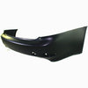 2006-2008 Lexus IS250 (W/O Parking Sensor Holes) Rear Bumper