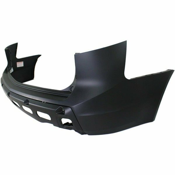 2007-2009 Acura MDX Rear Bumper Painted
