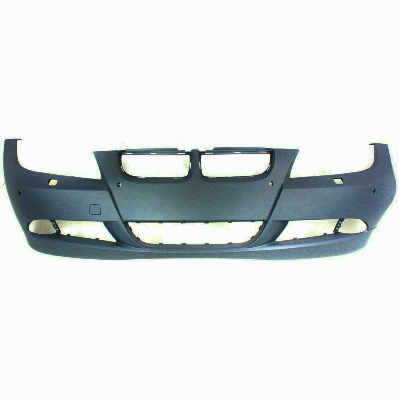 2006-2008 BMW 3-Series Sedan/Wagon (W/ Parking Distance Control and W/ HL Washer Cutouts) Front Bumper