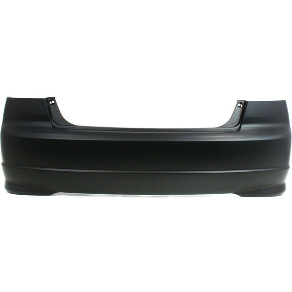 2004-2005 Honda Civic Hybrid Rear Bumper