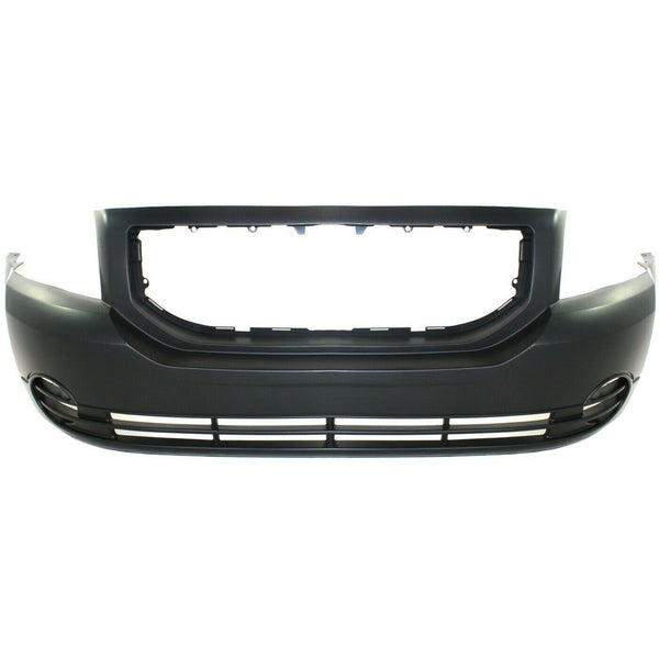 2007-2012 Dodge Caliber (W/O Fog Light Holes) Front Bumper