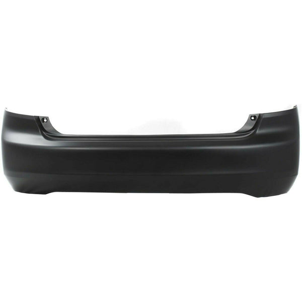 2003-2005 Honda Accord Sedan Rear Bumper