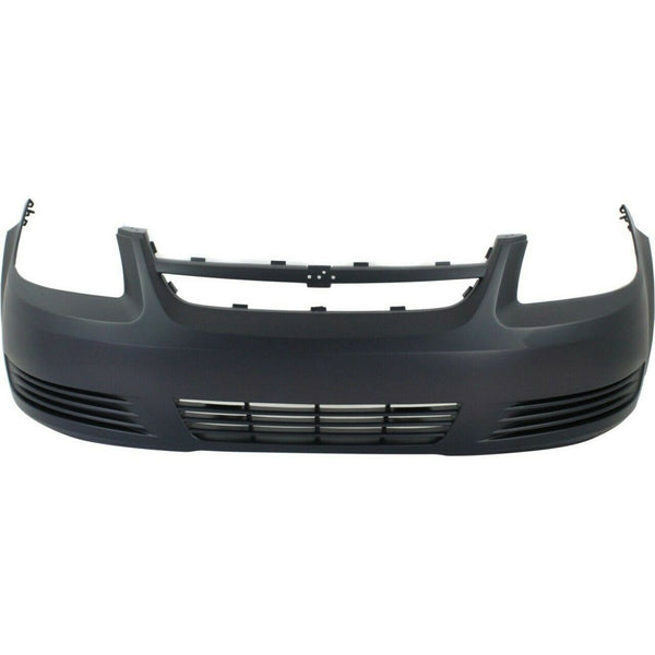 2005-2010 Chevy Cobalt Base/LS/LT (W/O Fog Light Holes) Front Bumper