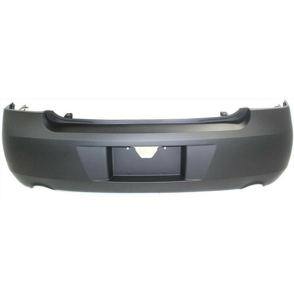 2006-2009 Chevy Impala LT/SS (Dual Exhaust Cutouts) Rear Bumper