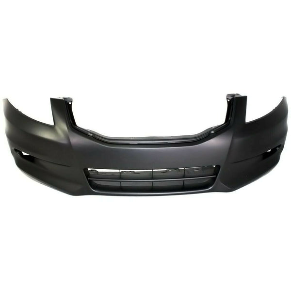 2011-2012 Honda Accord Sedan (6CYL) Front Bumper Painted