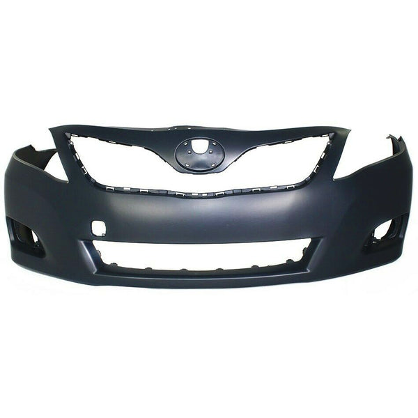 2010-2011 Toyota Camry (W/ Tow Hook Hole, Japan Built) Front Bumper
