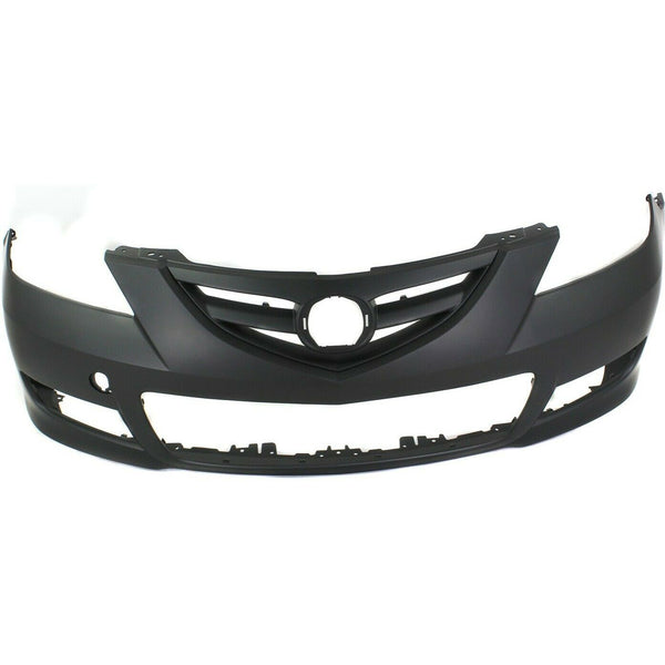 2007-2009 Mazda 3 Sport Front Bumper Painted