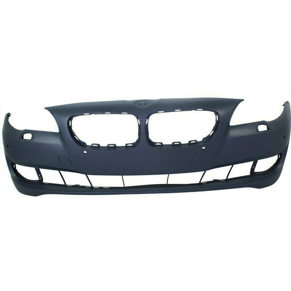 2011-2013 BMW 5-Series Sedan (W/O M Package | W/ Park Distance Control | W/ Side Camera) Front Bumper