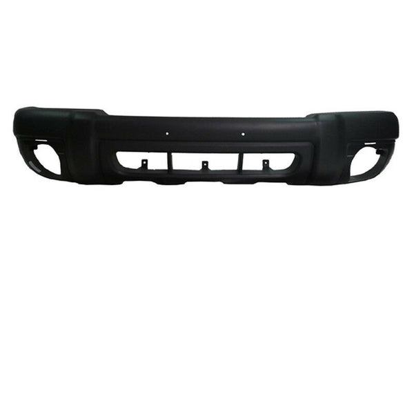 1999-2001 Ford Explorer (XLT | W/ Chrome Pad Holes) Front Bumper