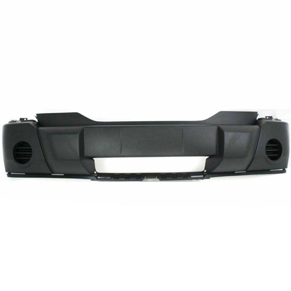 2007-2009 Dodge Nitro (W/O Fog Light Cutouts) Front Bumper