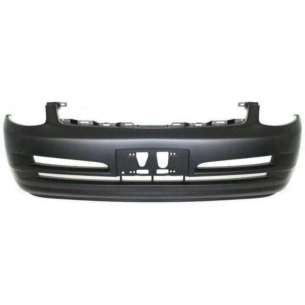 2003-2004 Infiniti G35 Sedan Front Bumper Painted