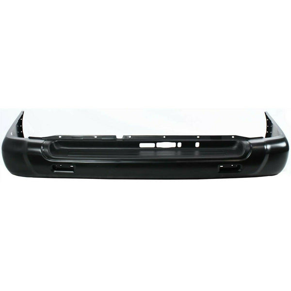 1999-2004 Nissan Pathfinder (W/ Tire Holder) Rear Bumper