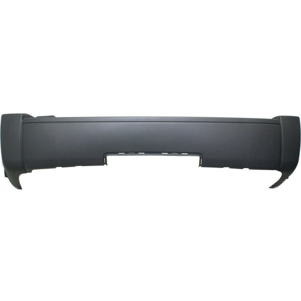 2007-2009 Dodge Nitro (W/ Trailer Hitch Cutout) Rear Bumper
