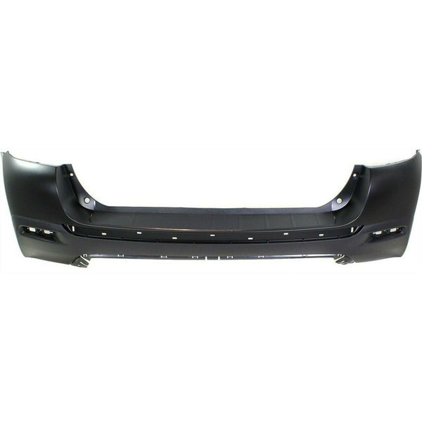 2011-2013 Toyota Highlander Rear Bumper