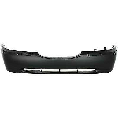 1998-2002 Lincoln Town Car Front Bumper Painted