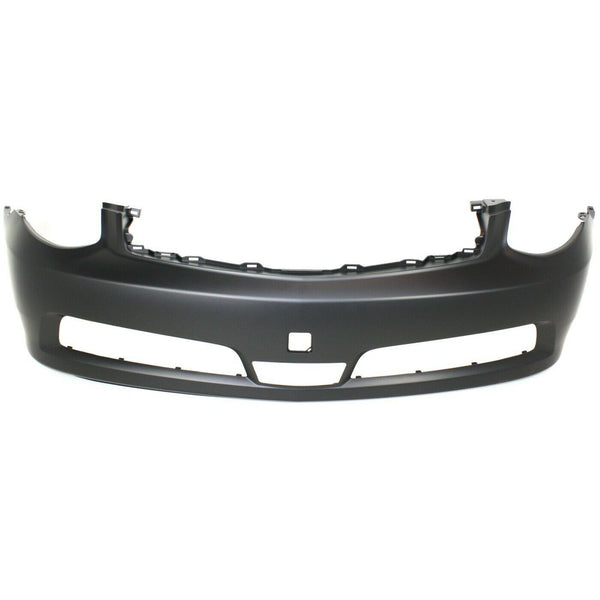 2005-2006 Infiniti G35 Sedan (All Wheel Drive) Front Bumper Painted