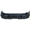 2002-2006 Chevy Trailblazer Rear Bumper