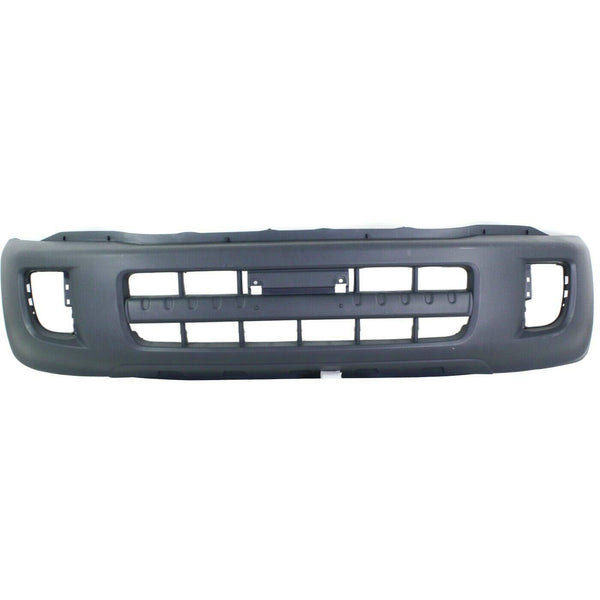 2001-2003 Toyota Rav4 (W/ Flare Holes) Front Bumper