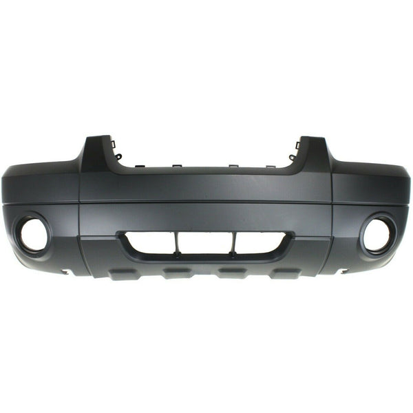 2005-2007 Ford Escape (Limited | W/ Fog Light Holes | W/ Molding Holes) Front Bumper