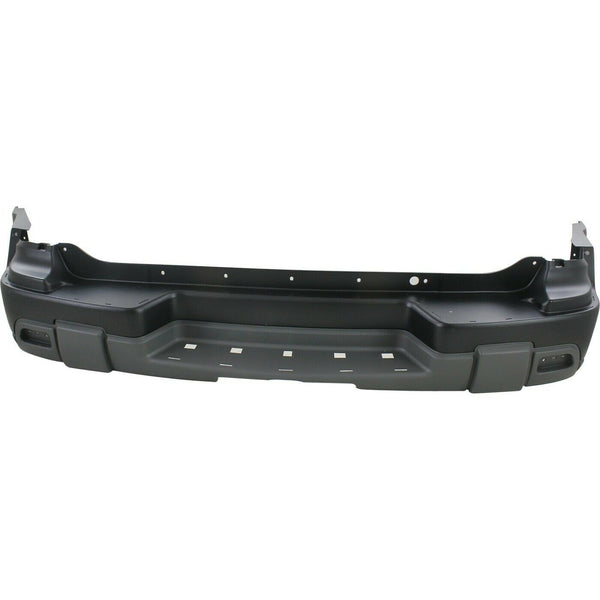 2002-2007 Chevy Trailblazer (Textured Bottom) Rear Bumper