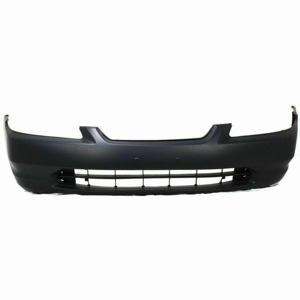 1998-2000 Honda Accord Coupe Front Bumper Painted