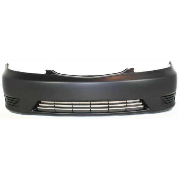 2005-2006 Toyota Camry (LE, XLE, W/O Fog Light Holes) Front Bumper