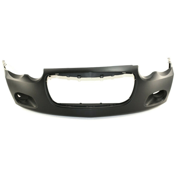 2004-2006 Chrysler Sebring Front Bumper Painted