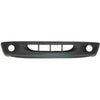 1997-2000 Dodge Dakota Lower (W/ Fog Light Holes) Front Bumper Painted