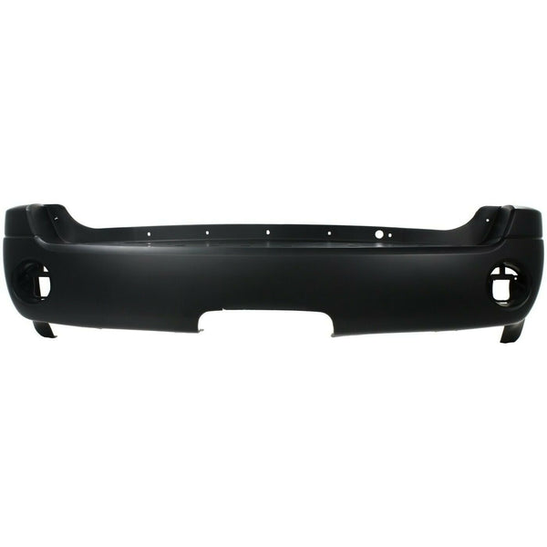 2002-2009 GMC Envoy (W/O XUV Package) Rear Bumper