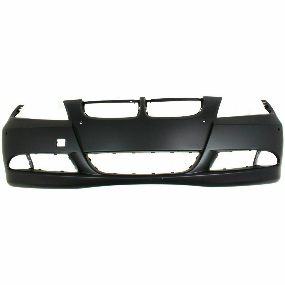 2006-2008 BMW 3-Series Sedan/Wagon (W/ Parking Distance Control and W/O HL Washer Cutouts) Front Bumper