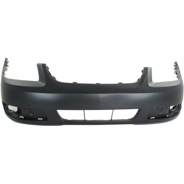 2005-2010 Chevy Cobalt LT (W/ Fog Light Holes) Front Bumper