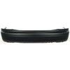 1994-1997 Honda Accord Sedan Rear Bumper