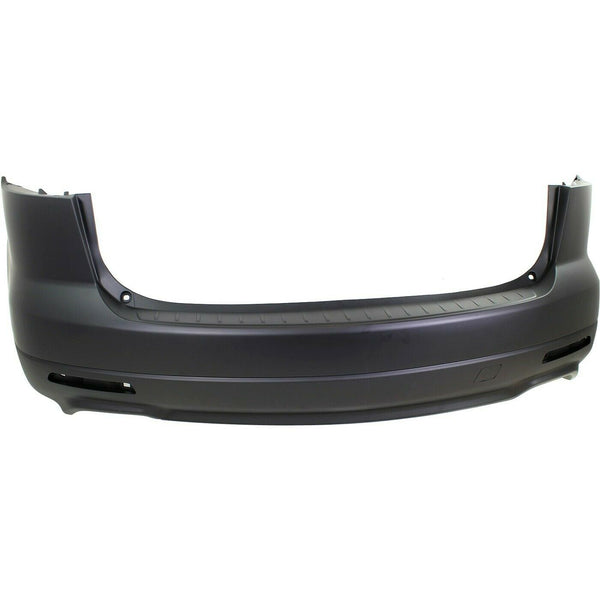 2007-2012 Mazda CX-9 Sedan Rear Bumper
