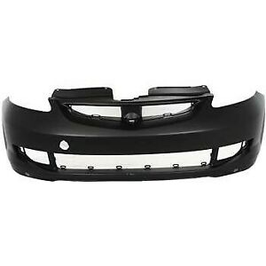 2007-2008 Honda Fit (Sport Model) Front Bumper Painted