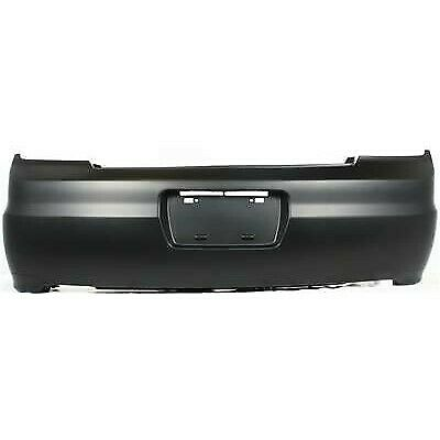 2001-2002 Honda Accord Coupe Rear Bumper