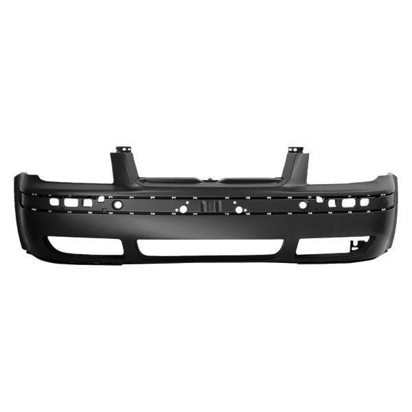 VW1000161 Make Auto Parts Manufacturing Front Bumper Cover Primed with Molding Holes For Volkswagen Jetta 2005 2006 2007 2008 2009 2010