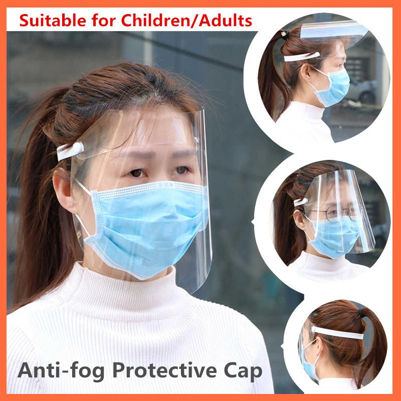 Full Cover Face Shield - asheers4u