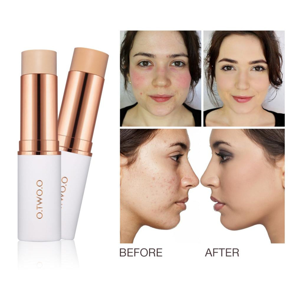Full Coverage Cream Base Concealer Stick to Cover Dark spots and marks - asheers4u