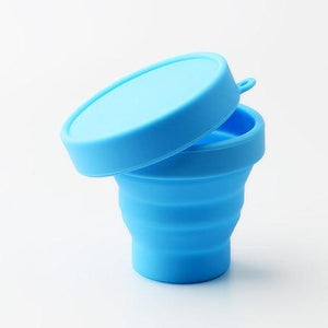 Reusable Menstrual Cup Sterilizer Medical Grade Silicone Cup - asheers4u