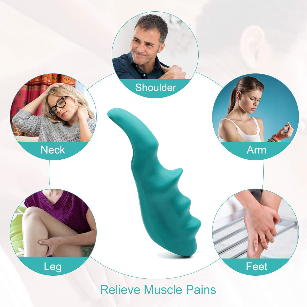 Manual Deep Tissue Trigger Massage - asheers4u