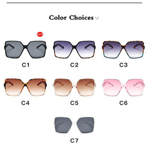 Designer Fashion Women Sun Glasses UV400 - asheers4u