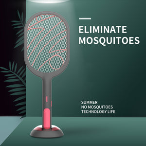 Rechargeable Electric Mosquito Insect Killer Pest Control - asheers4u